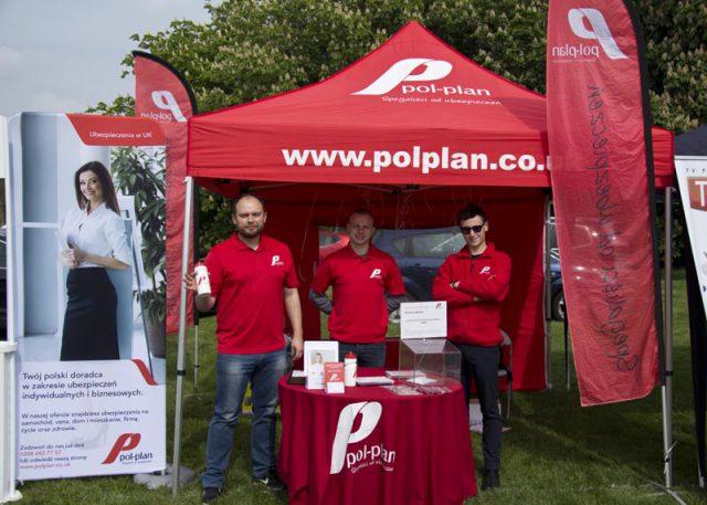Polonijne wydarzenia z Pol-Plan Insurance